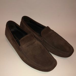 DONALD J. PLINER VINI-23 Brown Loafers | Sz. 9.5M.